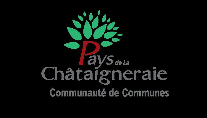 Logo Pays de La Châtaigneraie