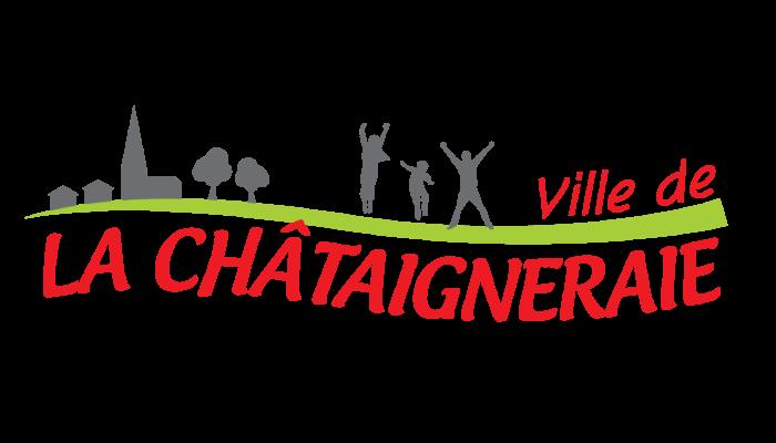 Logo Ville de La Châtaigneraie